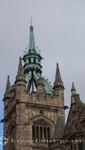 Belfast - Turmspitze des Presbyterian Assembly Building