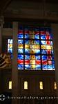 Belfast - Kirchenfenster der Belfast Cathedral