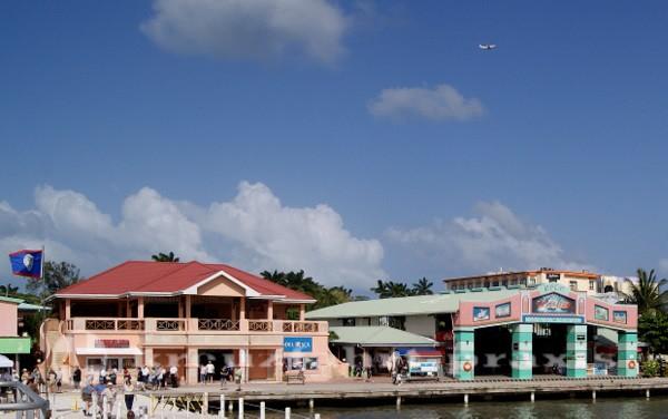Belize City Tourism Village