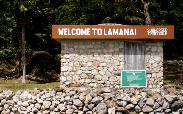 Belize - Vor Lamanai