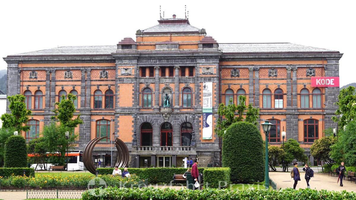Kulturstadt Bergen - Kode Museum
