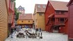Im Bryggen-Viertel