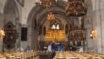 Mariakirken - Kirchenschiff