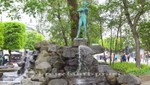 Der Ole Bull Brunnen