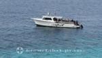 Bonaire - Gerätetaucher vor dem Tauchgang