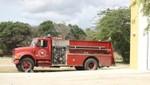 Bonaire - Fahrzeug der Brandweer