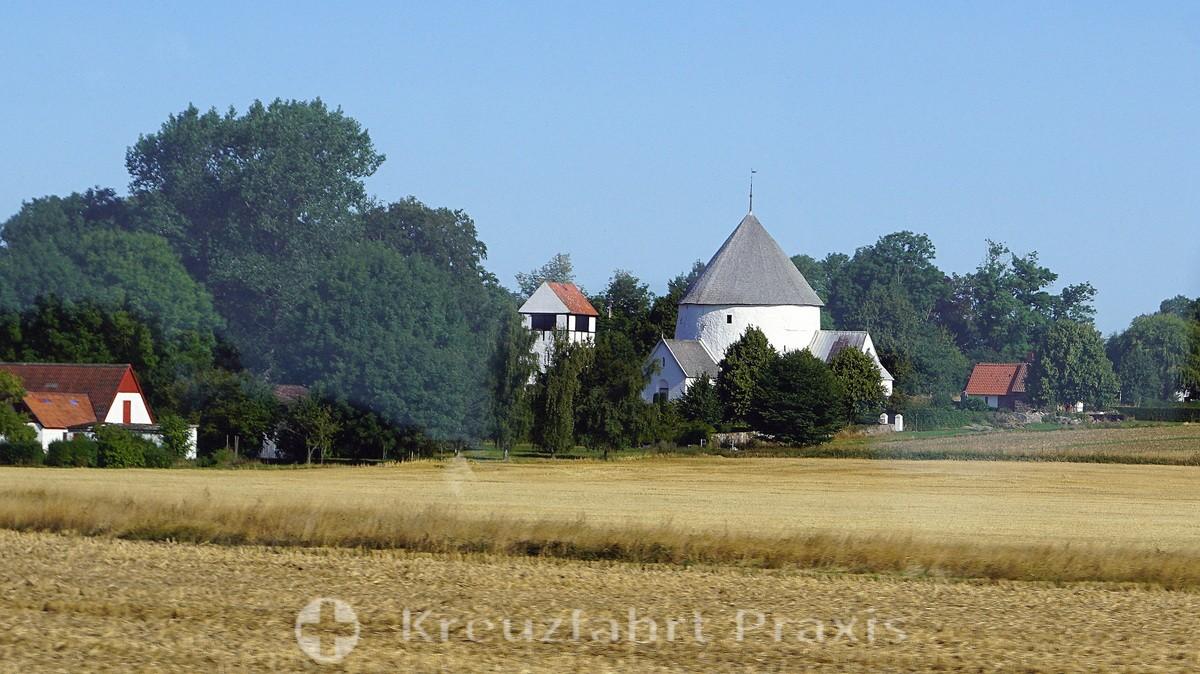 Bornholm - Round Church by Nylars