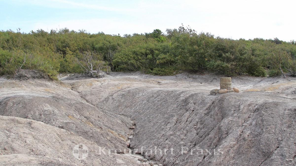 Bornhol, m - overburden dump Kultippen