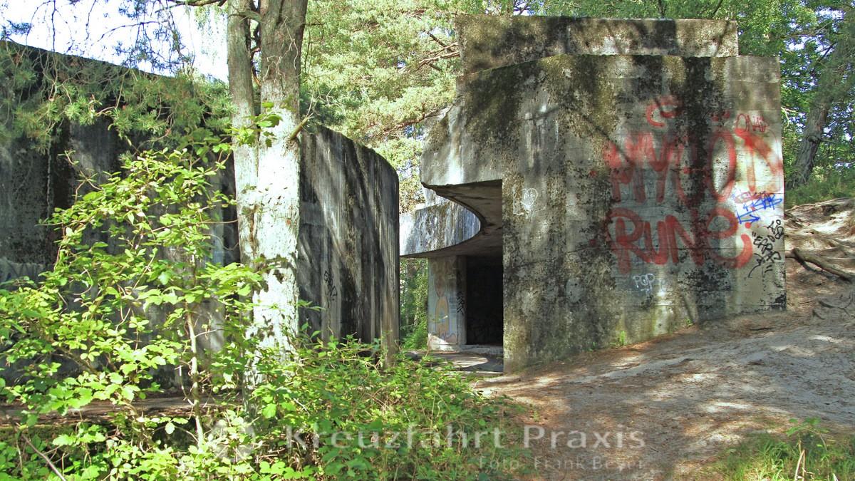 Dueodde - gun emplacement