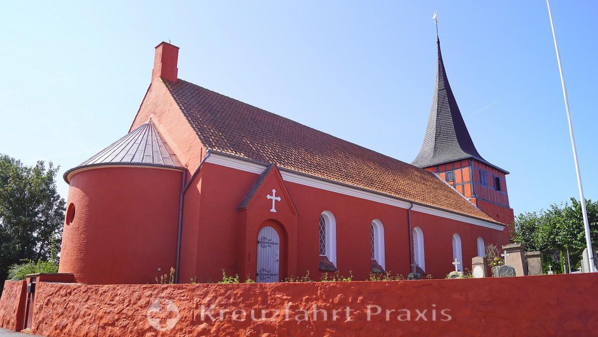 Bornholm - Svaneke's Church