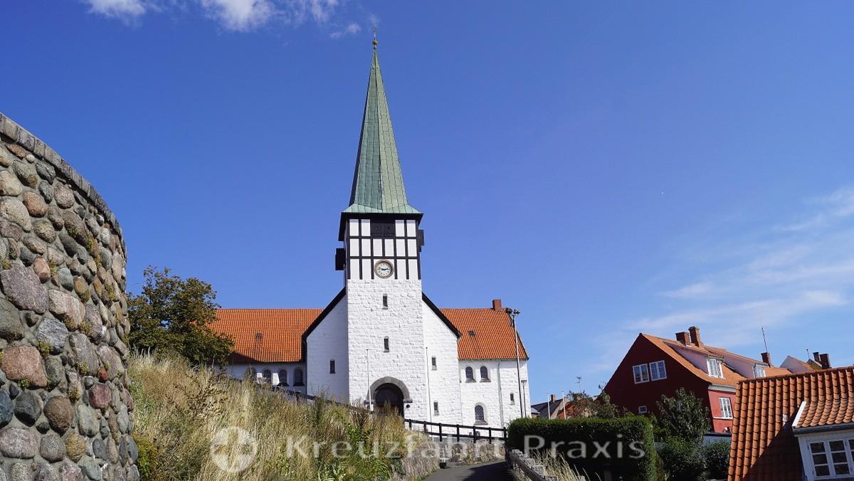 Rønne - Sankt Nicolai Church