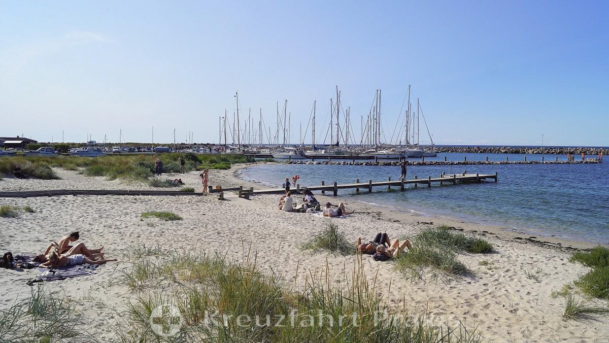 Rønne - Nørrekås beach