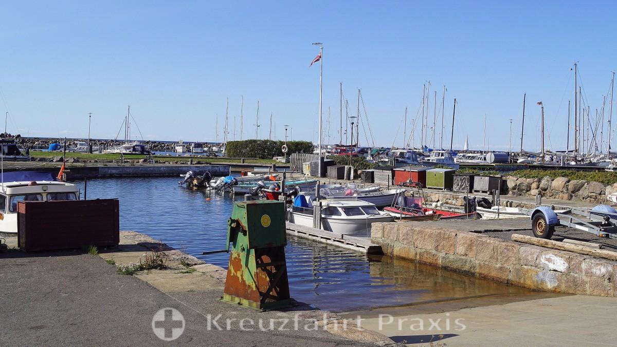 Rønne - the Nørrekås marina
