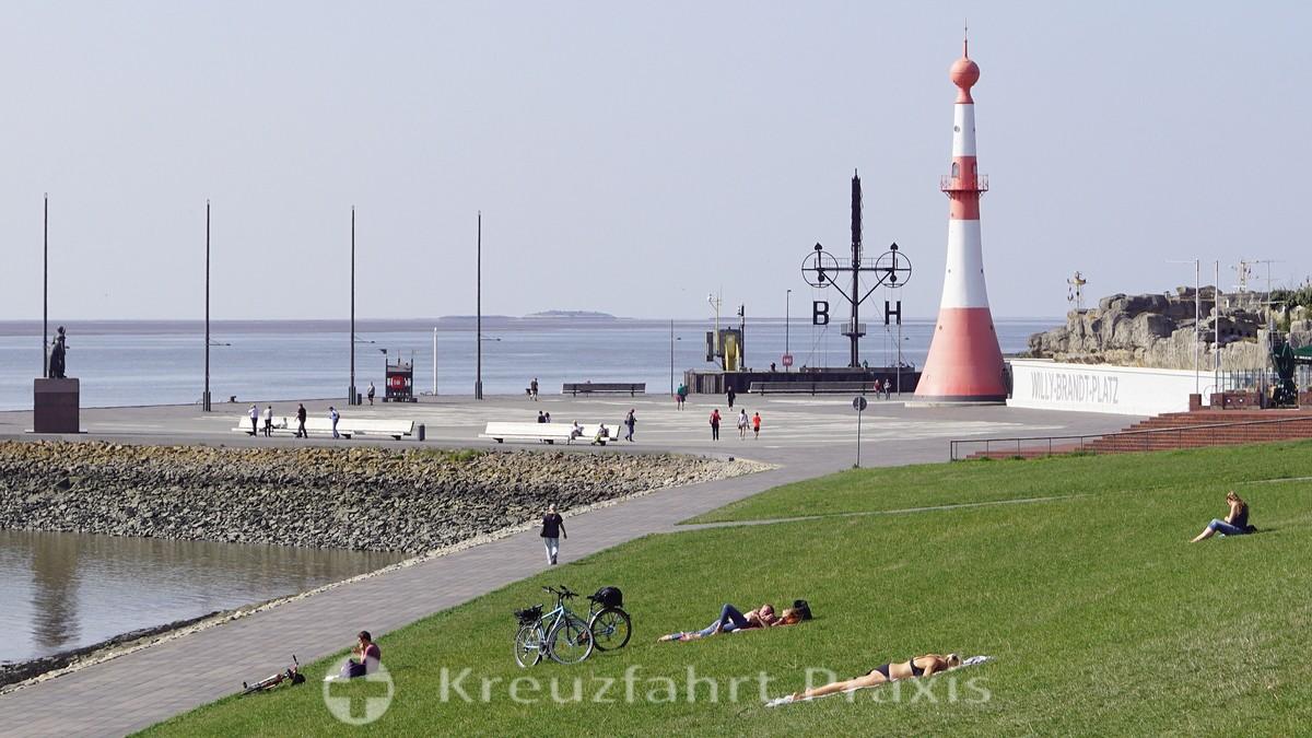 Bremerhaven's semaphore