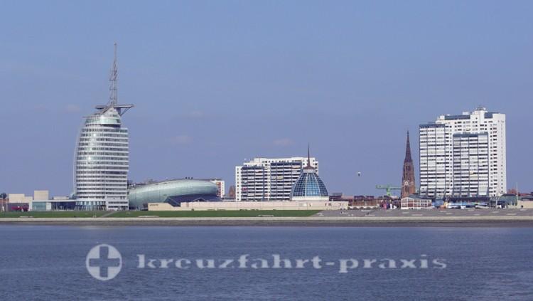 Bremerhavens Panorama