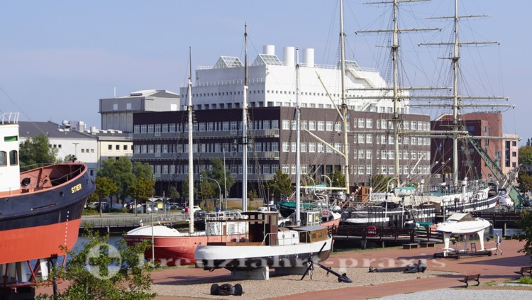Bremerhaven Museumsschiffe