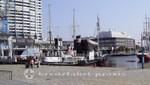 Museumsschiffe im alten Hafen