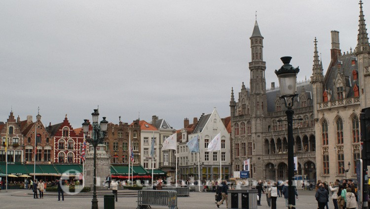 Der Grote Markt mit dem Historium