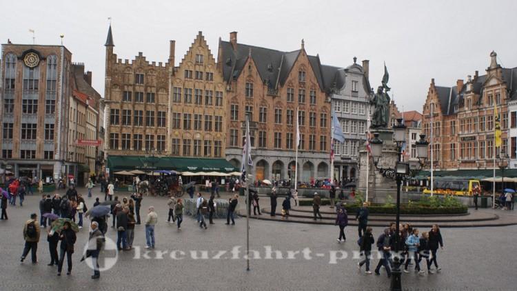 Brügge - Grote Markt
