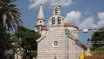Budva - Kirche der Heiligen Dreifaltigkeit