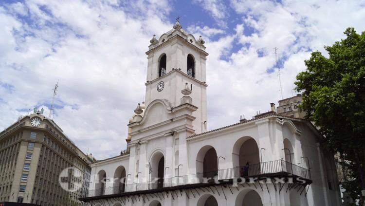 Turm des Cabildo - ehemaliger Regierungssitz