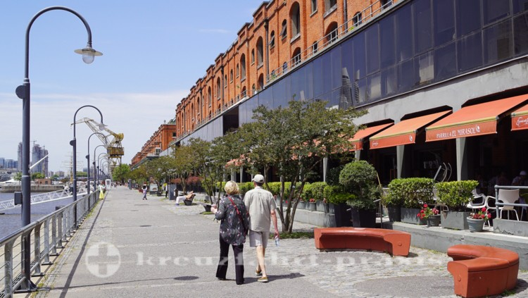 Kai in Puerto Madero