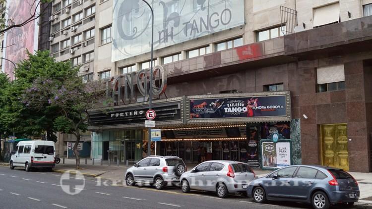 Tangoshow Porteño