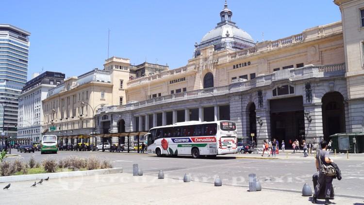Bahnhof Retiro