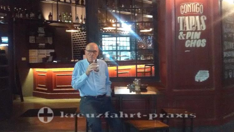 Buenos Aires - ein letztes Bier