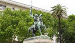 Reiterstandbild des Manuel Belgrano