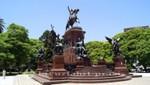Monumento al General San Martín