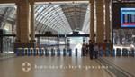 Bahnhofshalle Retiro