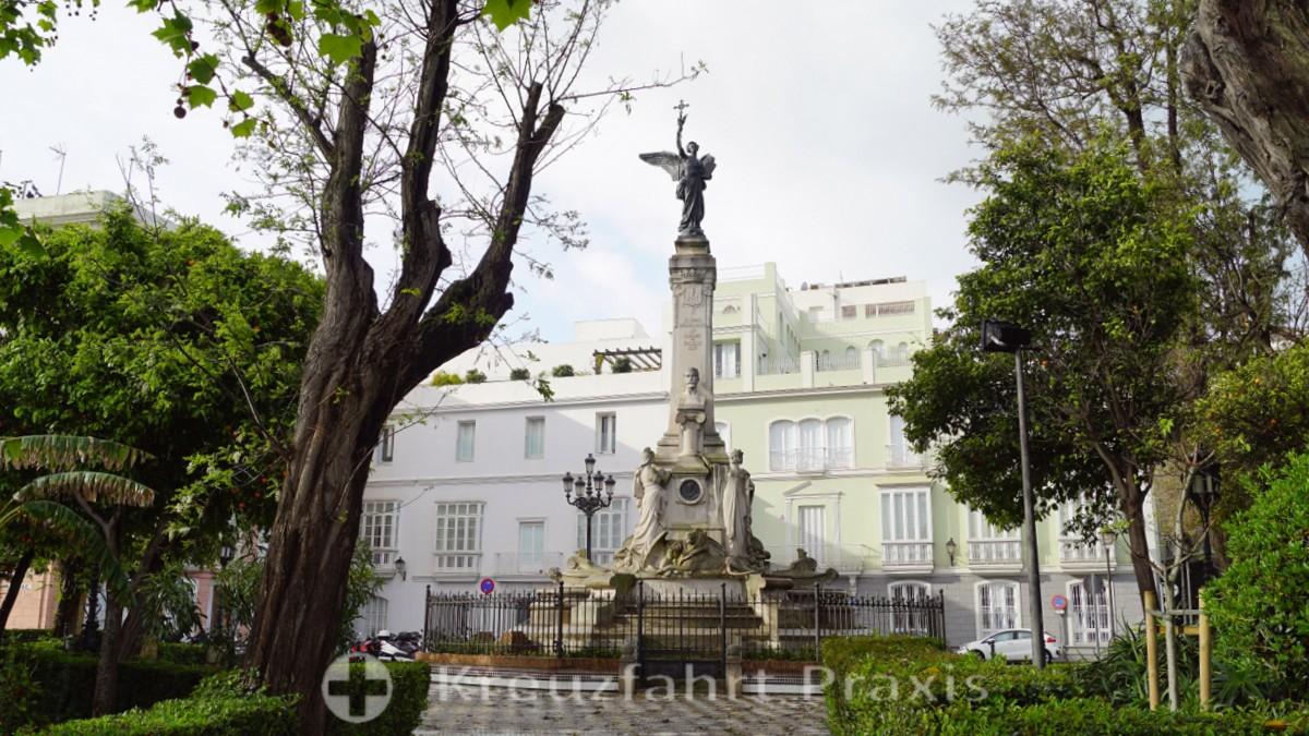 Denkmal des Markgrafen von Comillas