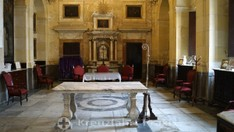 Cádiz - Kathedrale vom Heiligen Kreuz - Sakristei
