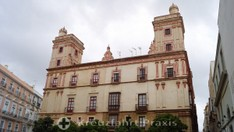 Plaza Argüelles - das Haus der vier Türme