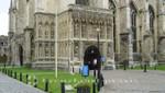 Kathedrale von Canterbury - Haupteingang