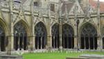 Kathedrale von Canterbury - Kreuzgang