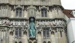 Canterbury - Christ Church Gate