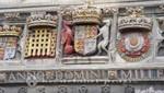 Canterbury - Christ Church Gate - lebendige Geschichte