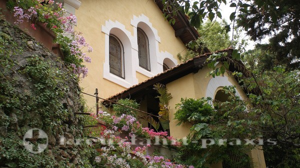 Capri - Deutsche Evangelische Kirche
