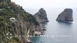 Capri - Die Faraglioni-Felsen