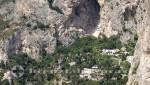 Capri - Landschaft nahe der Via Krupp