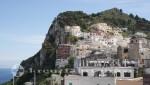 Capri oberhalb der Funicolare