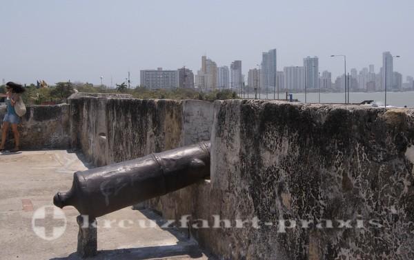 Cartagena - Baluarte de Santiago