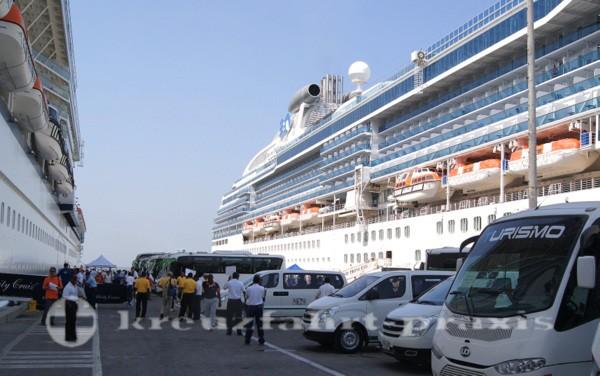 Cartagena - Die bessere Seite des Kreuzfahrthafens