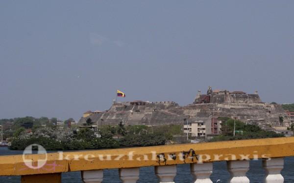 Cartagena - Castillo San Felipe de Barajas