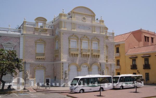 cartagena heredia theater