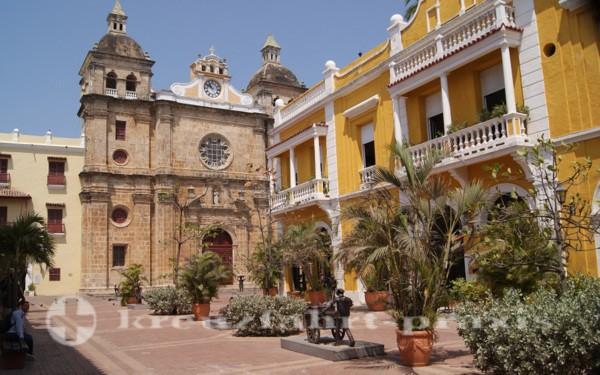 Cartagena de Indias - Iglesia de San Pedro Claver
