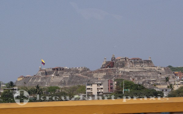 Cartagena - Castillo San Felipe