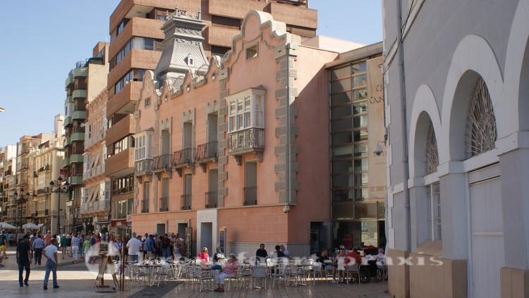 Cartagena - Plaza del Ayuntamiento